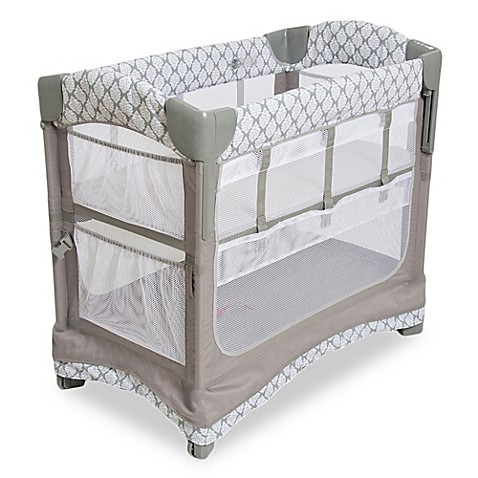Parenting a newborn in a tiny space: Arm's Reach Mini Ezee 3 in 1 Cosleeper