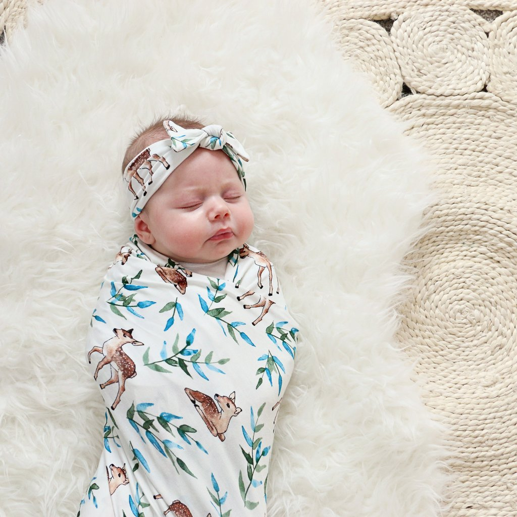 Newborn Prep Pack! Milkmaid Goods Swaddle Set