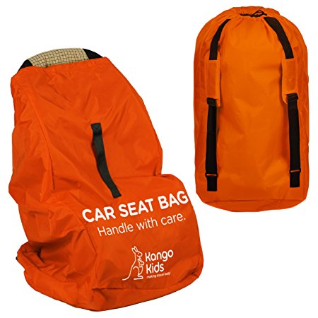Airports and Car Seats? KangoKids Car Seat Bags