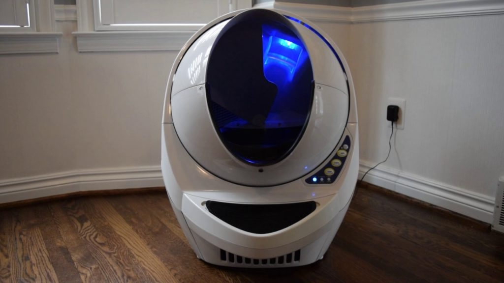 litter robot: A MUST for cat lovers