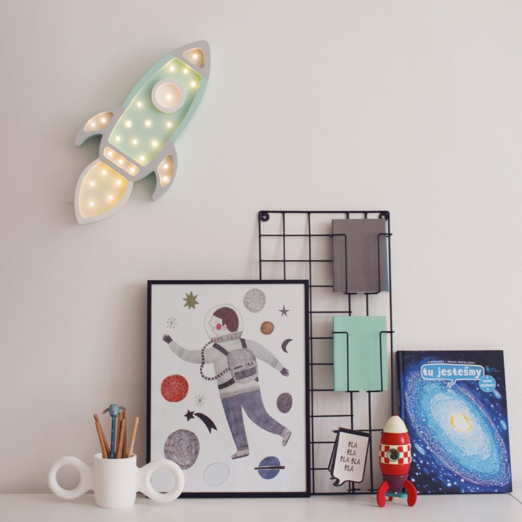 Little Lights: The CUTEST Nursery Item!