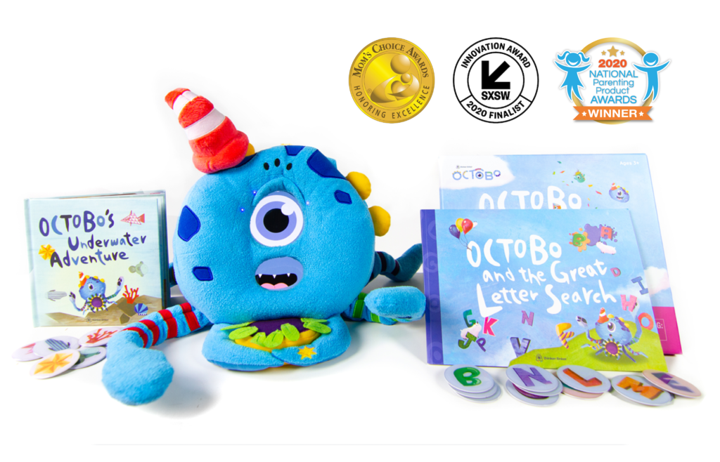 Meet Octobo, the Smart Sensory Storytelling Toy