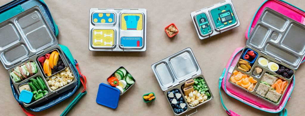 Planetbox: Packing Lunch the Bento Way
