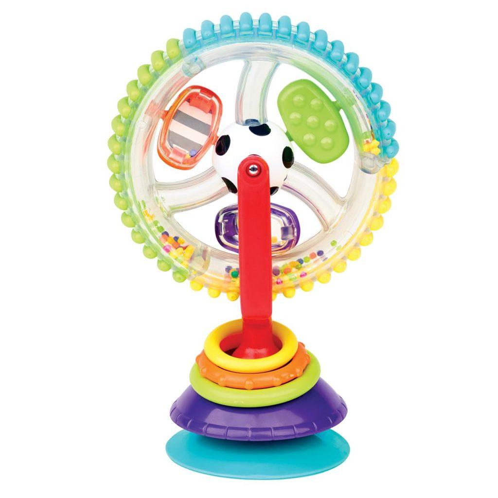 Sassy sassy- Wonder Wheel