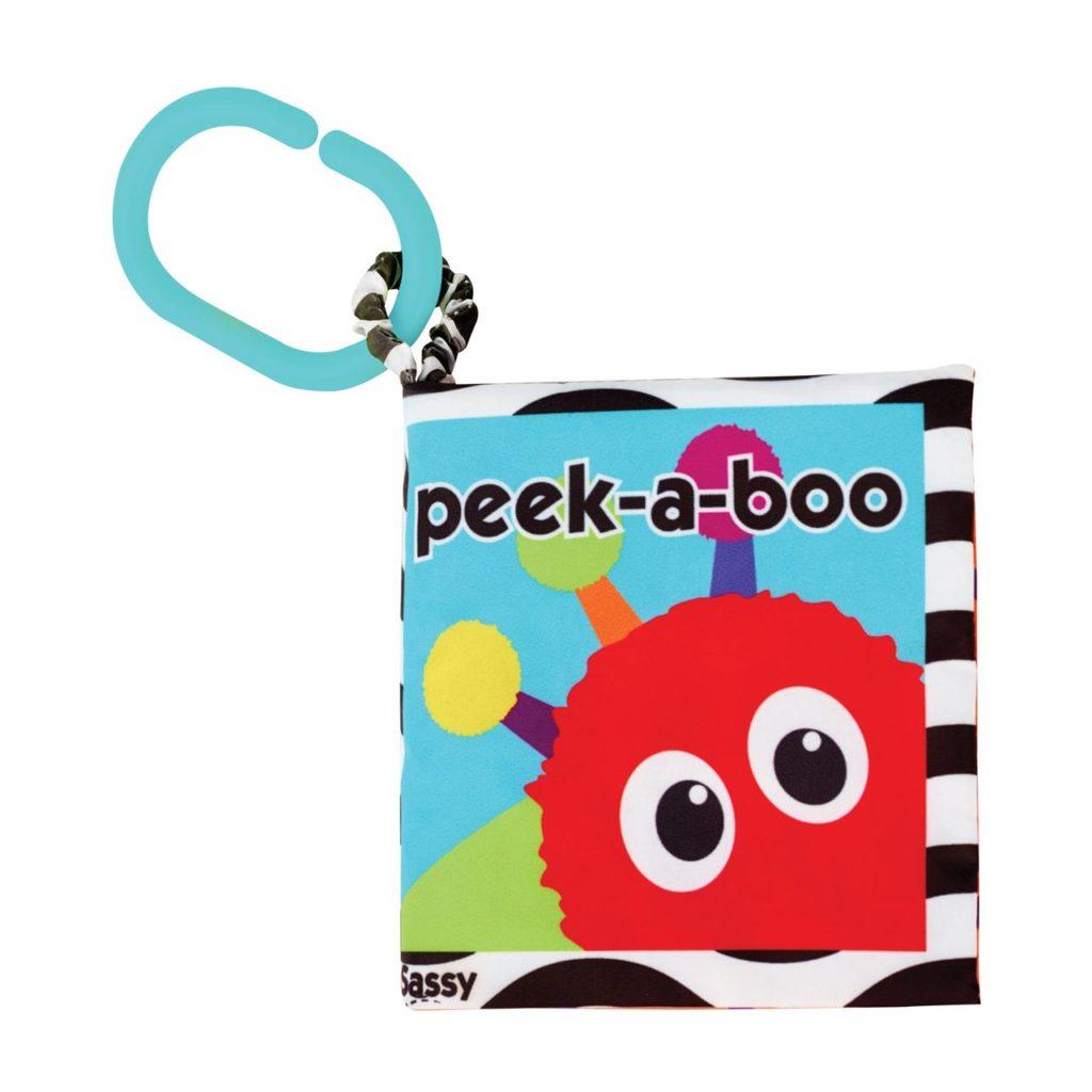 Still a Sassy baby- Peek-A-Boo Book