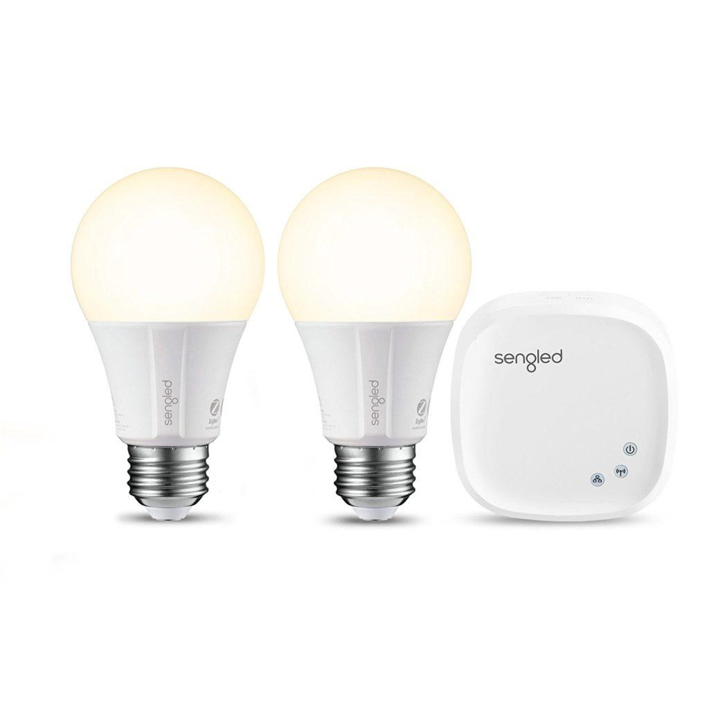 Smart Light Bulbs: A strange adventure