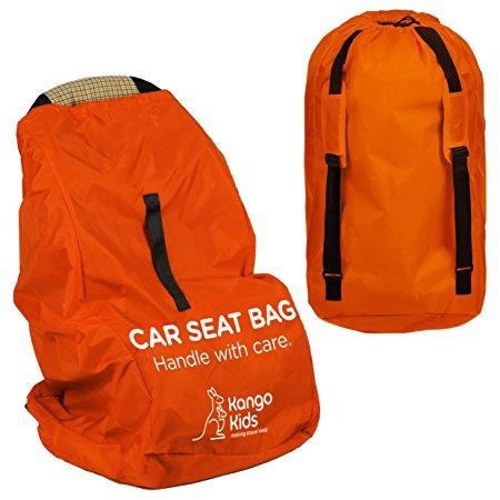Airports and Car Seats? KangoKids Car Seat Bags