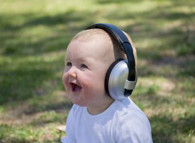 Banz Bluetooth Headphones: Loud sounds aren't scary here!