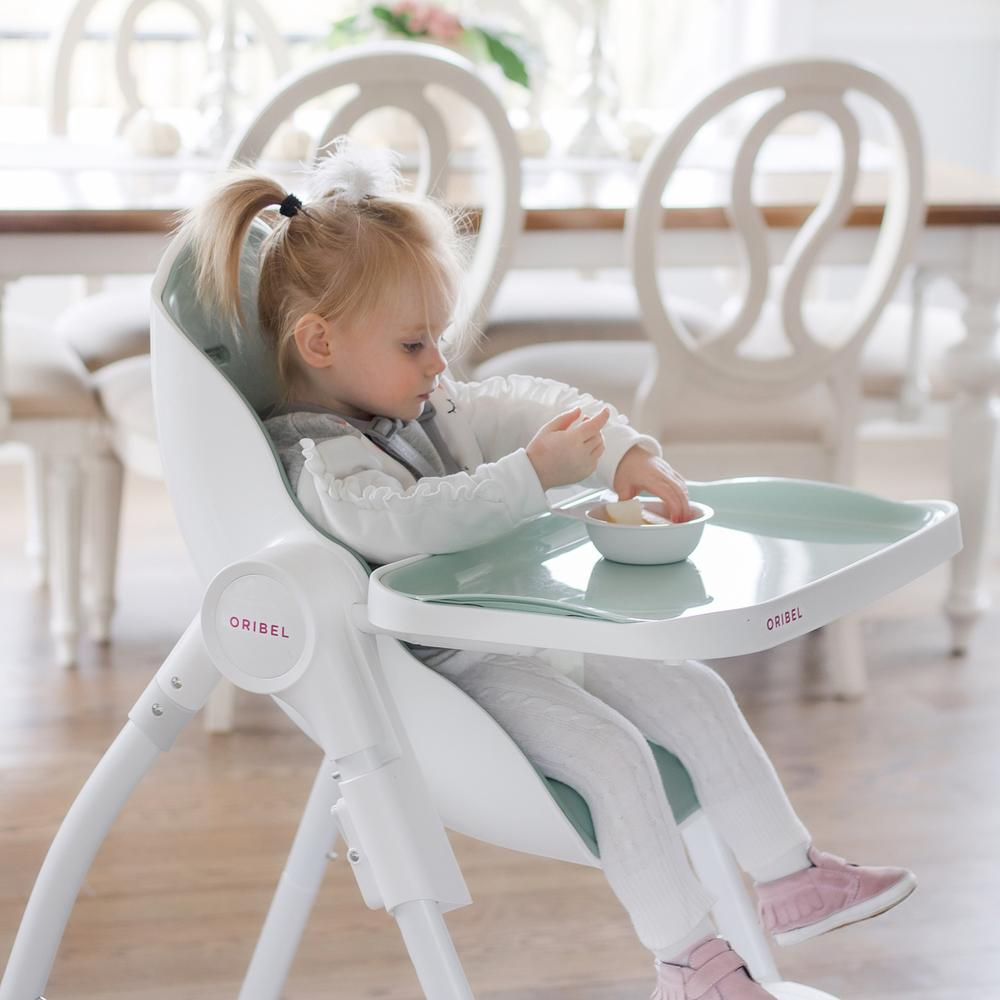 Oribel Cocoon is the high chair for us