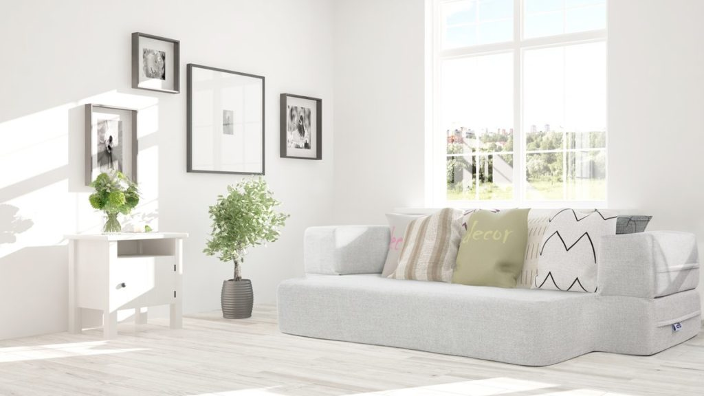 couchbed: A sweet bed for small spaces