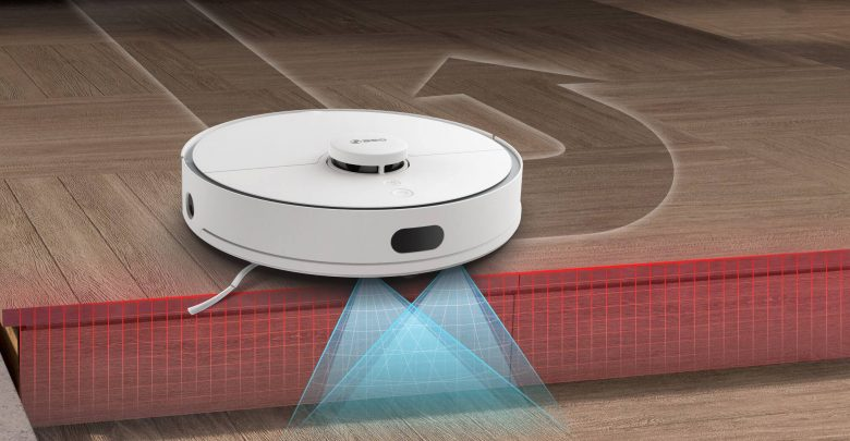 The 360 S5 Robot Vacuum: Because toddlers are filled with crumbs