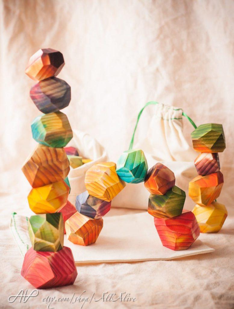 Tumi Ishi Blocks: The Ultimate Stacking Toy