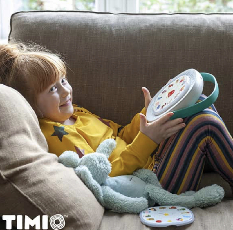 HOLIDAY DIGEST PICK 2019: Best in music/learning for kids: TIMIO