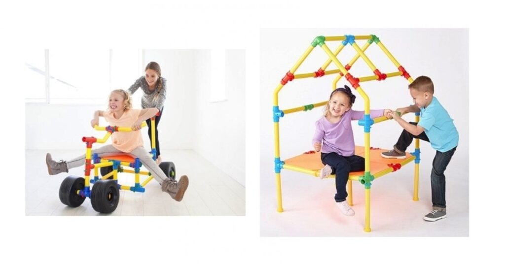 Best in Summer 2020: TubeLox for indoor/outdoor fun