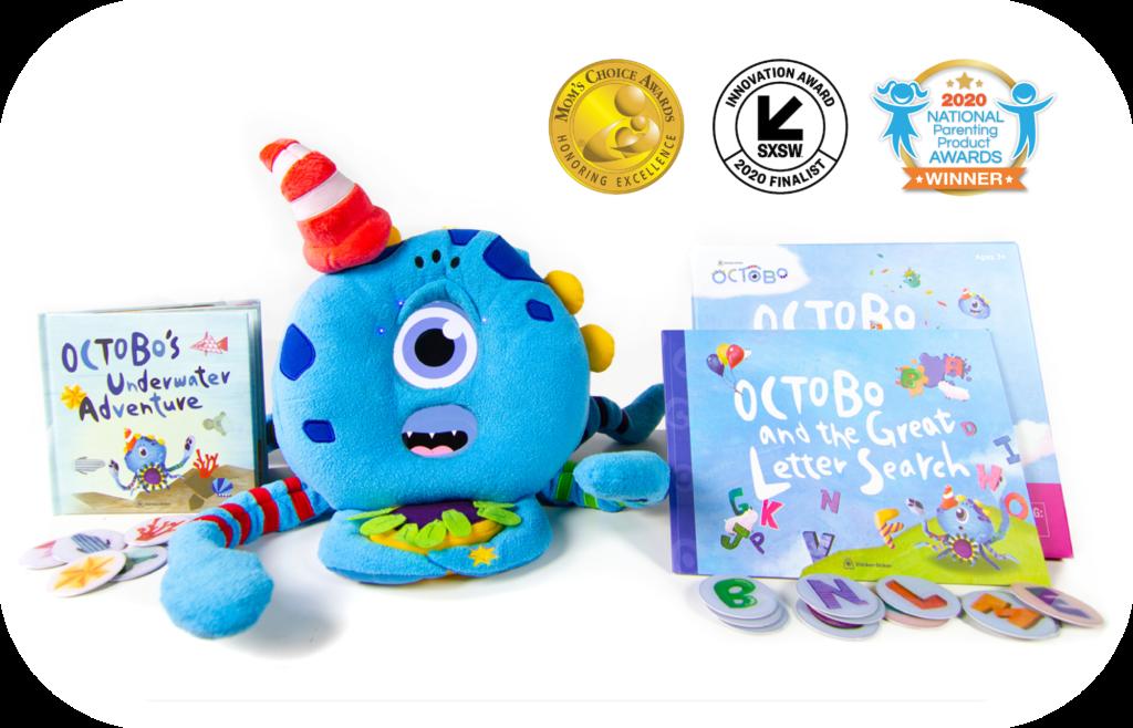 Meet Octobo, the Smart Sensory Storytelling Toy