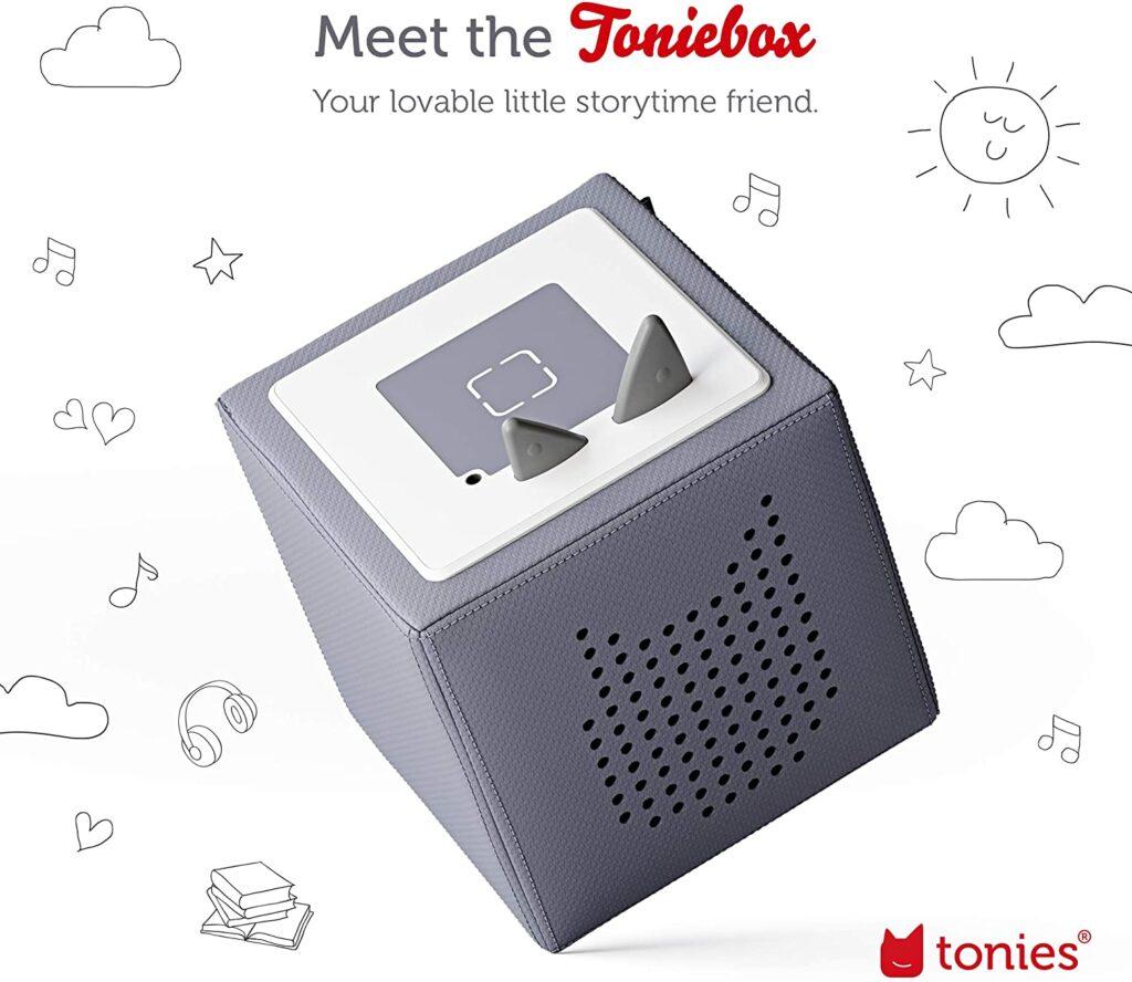 Toniebox saved bedtime